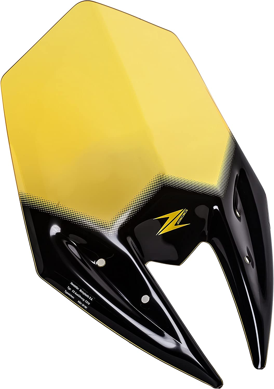 media Puig 6401/C parabrezza per Kawasaki Z800/2013/ carbonio /2014
