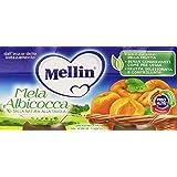 Mellin - Omogeneizzato, Mela Albicocca -200 grams