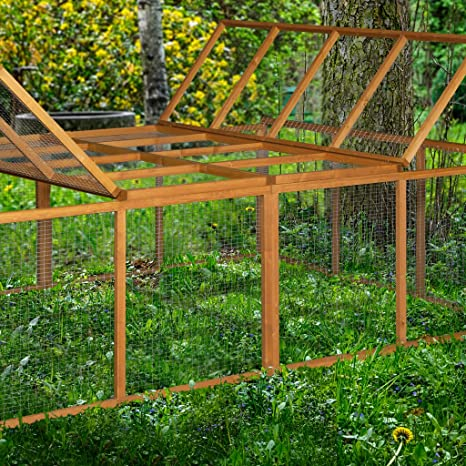 Parque para conejos de Chartwell de 1,2 m (2,4 m de largo): Amazon.es: Productos para mascotas