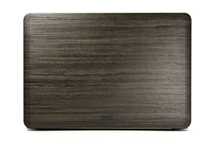TOAST Real Wood Ebony Cover for MacBook Pro 13-Inch Retina (MBPR-13R2-PLA-04-COM)