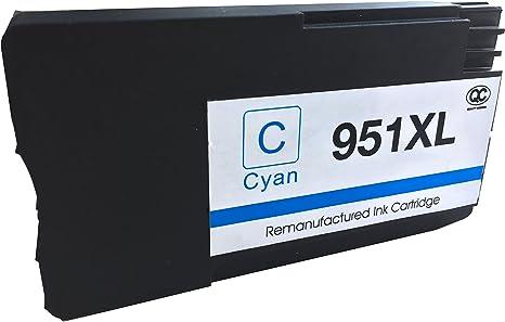 HP 950 X L negro y 951 Cartuchos de tinta color, C/M/Y, Combo Pack ...