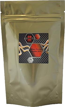 Proteína de Suero 95% - sólo 0.2% Lactosa (Whey Protein ...