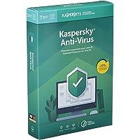 Kaspersky Labs Kaspersky Antivirus 3 User 1 Year 2019