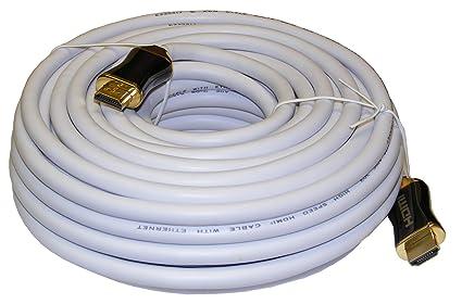 SAC Electronics AE0520W - Cable HDMI de 20 metros, blanco: Amazon.es: Electrónica