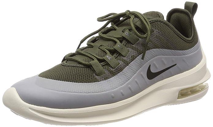 Nike Air Max Axis Sneakers Herren Grau Grün