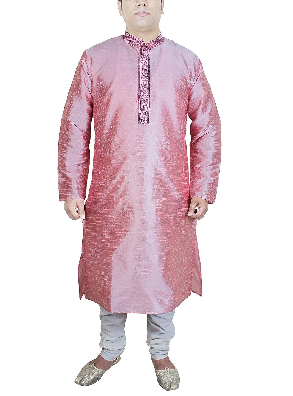 cheap Camisa casual hombre, pantalón, color rosado, manga larga ...