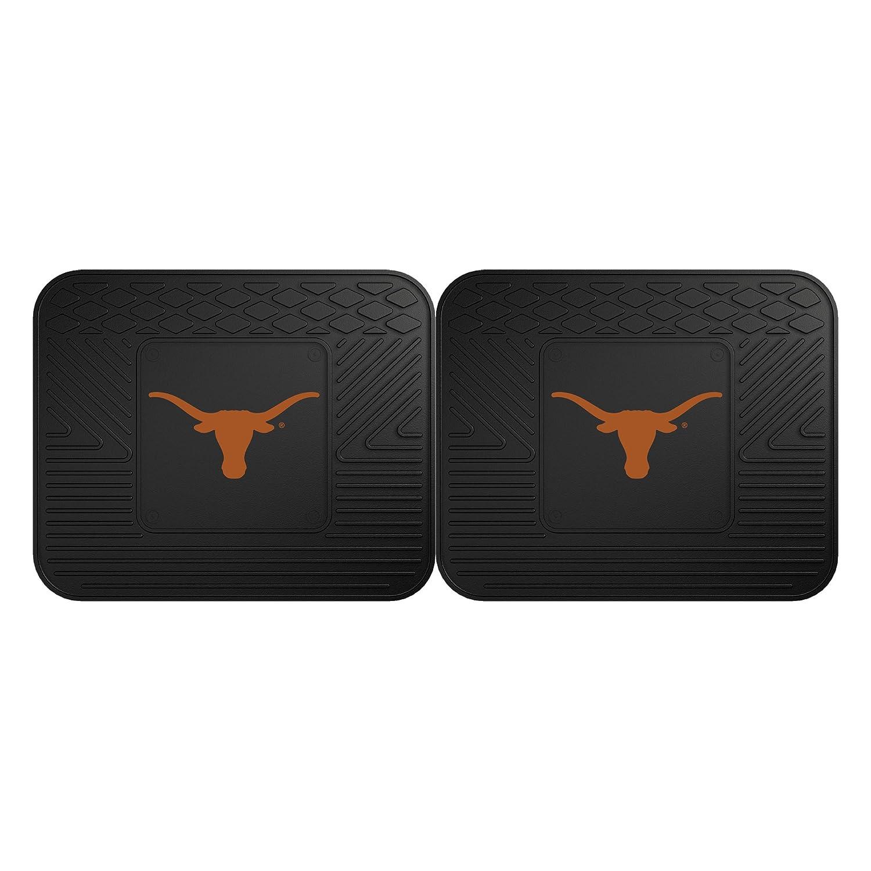 FANMATS 12300 University of Texas Utility Mat 2 Piece