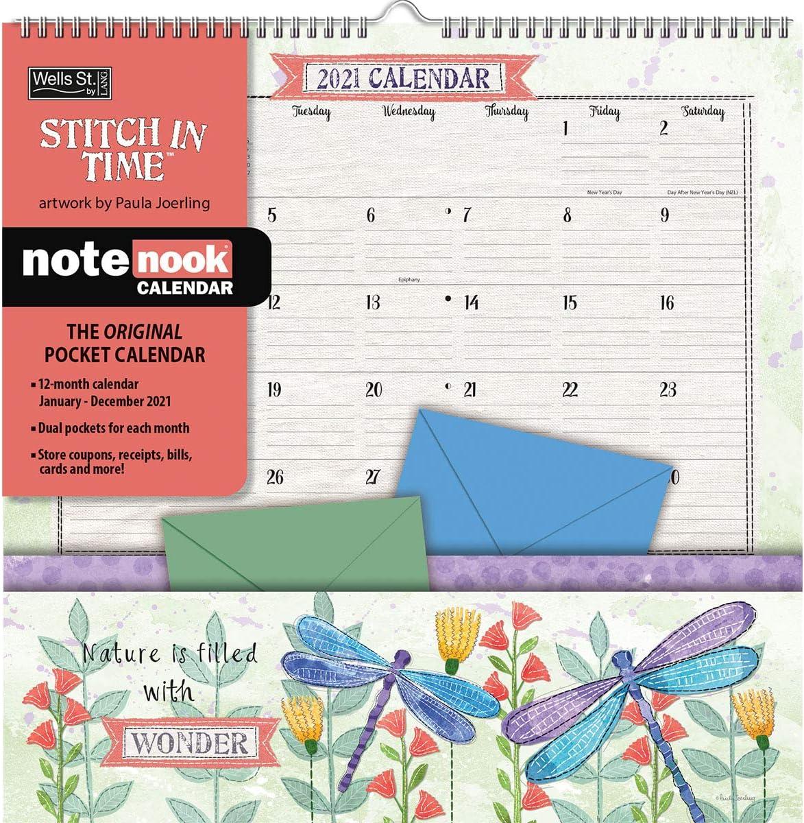 WSBL Stitch in Time 2021 Note Nook (21997007192)