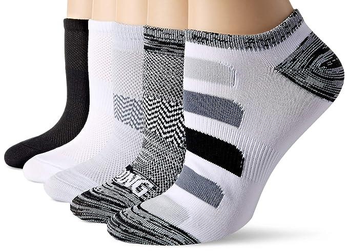 Amazon.com: Spalding - Calcetines para mujer (5 unidades ...