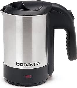 Bonavita 0.5L Mini Kettle, Stainless Steel