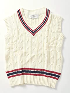 James Charlotte Cotton Cricket Vest 126-53-0003