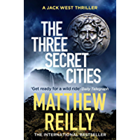 The Three Secret Cities (Jack West Series)
