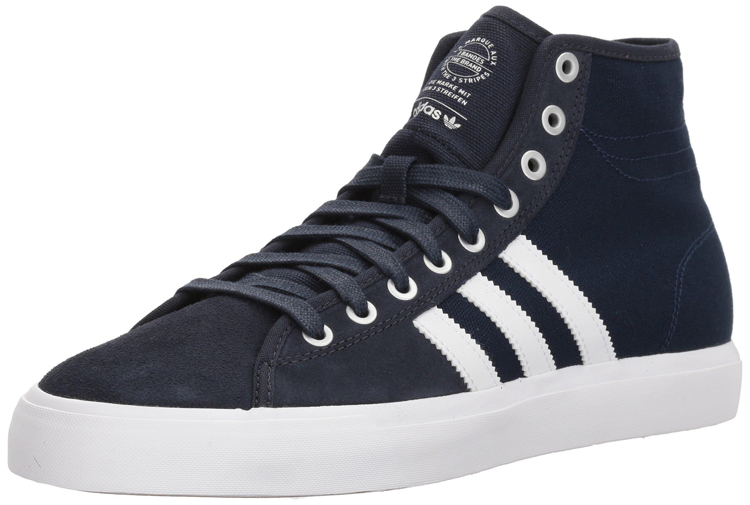 new arrival c7276 acb02 Galleon - Adidas Originals Men s Matchcourt HIGH RX Running Shoe, Night  White Collegiate Navy, 10.5 M US