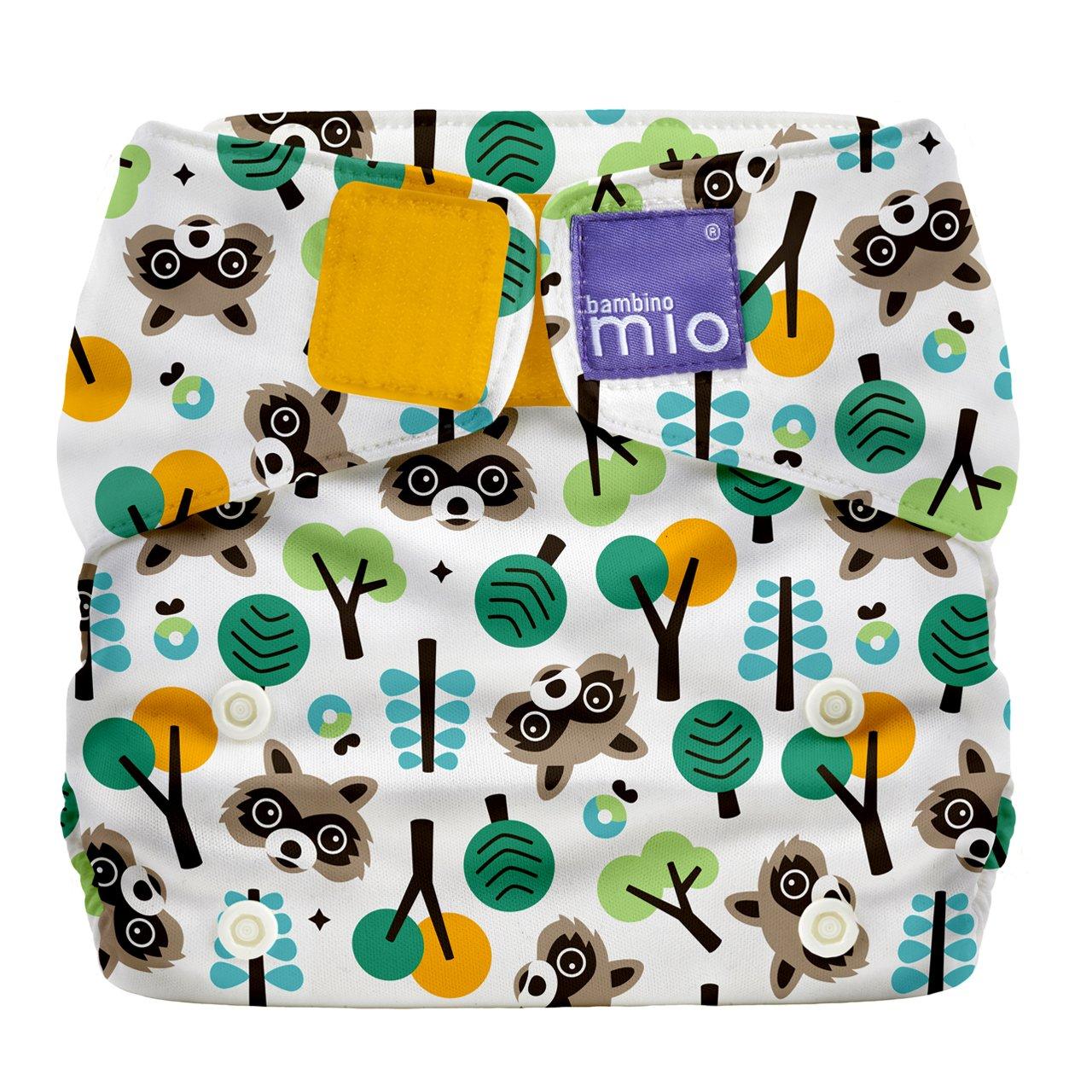 Bambino Mio Miosolo All-in-One Cloth Diaper Hummingbird