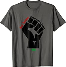 Nat Turner T-Shirt Rebel with a Cause Tee