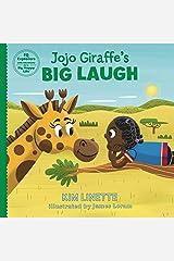 Jojo Giraffe's Big Laugh: Don't Take Things Personally! (EQ Explorers series) Kindle Edition
