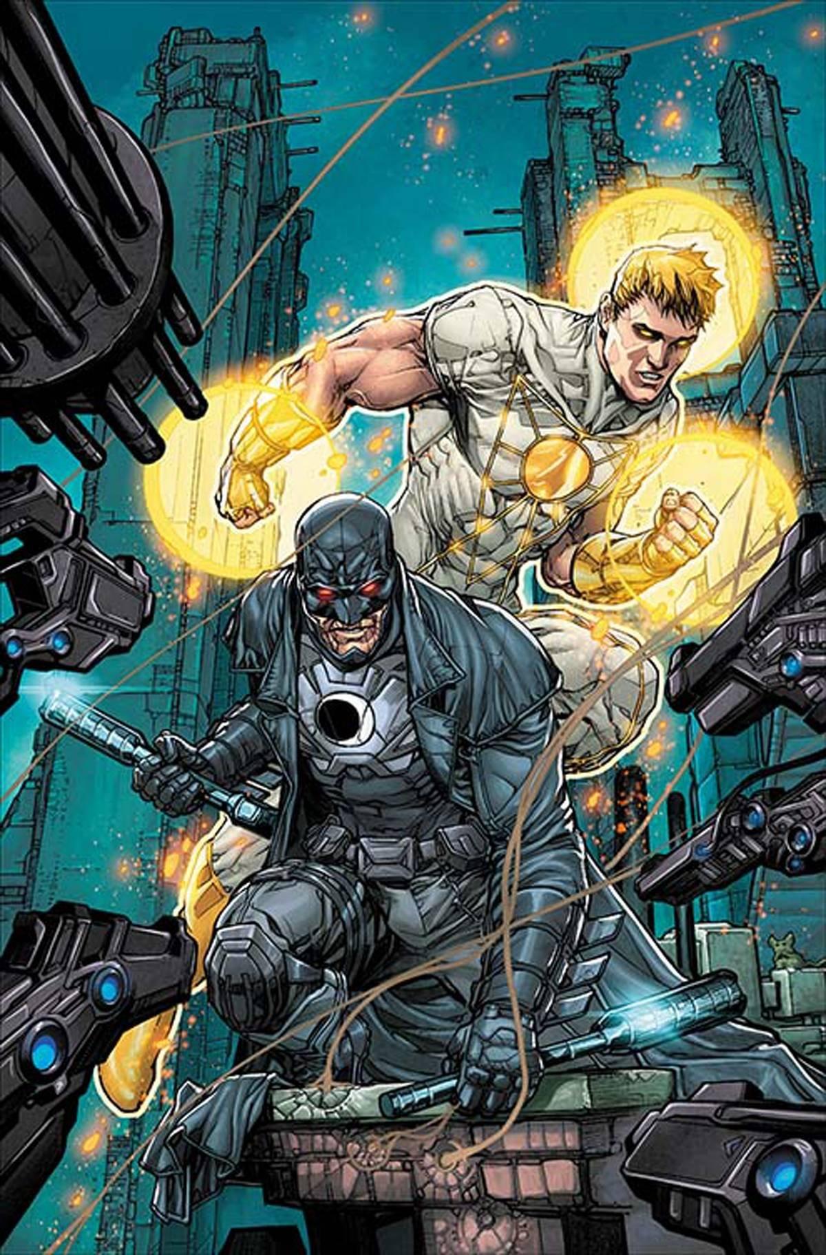 MIDNIGHTER AND APOLLO #1 (OF 6) VAR ED DC COMICS: Personajes LGBT+ de los cómics