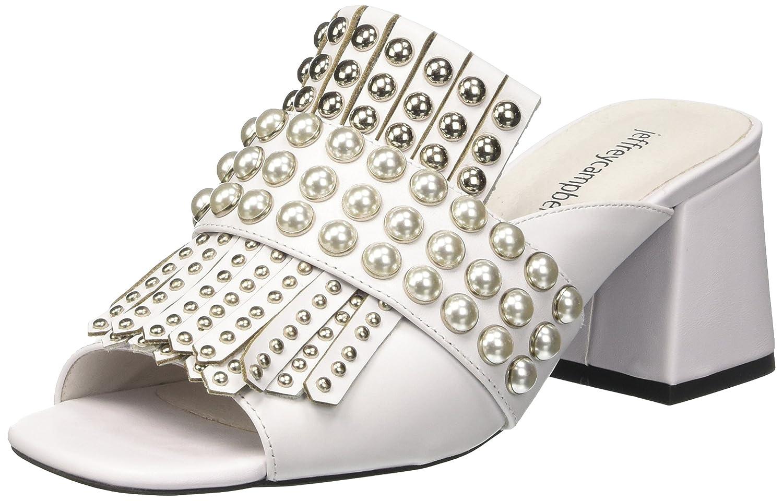 Jeffrey Campbell 8-Lenoir St, Zapatos de Tacón con Punta Abierta para Mujer 37 EU