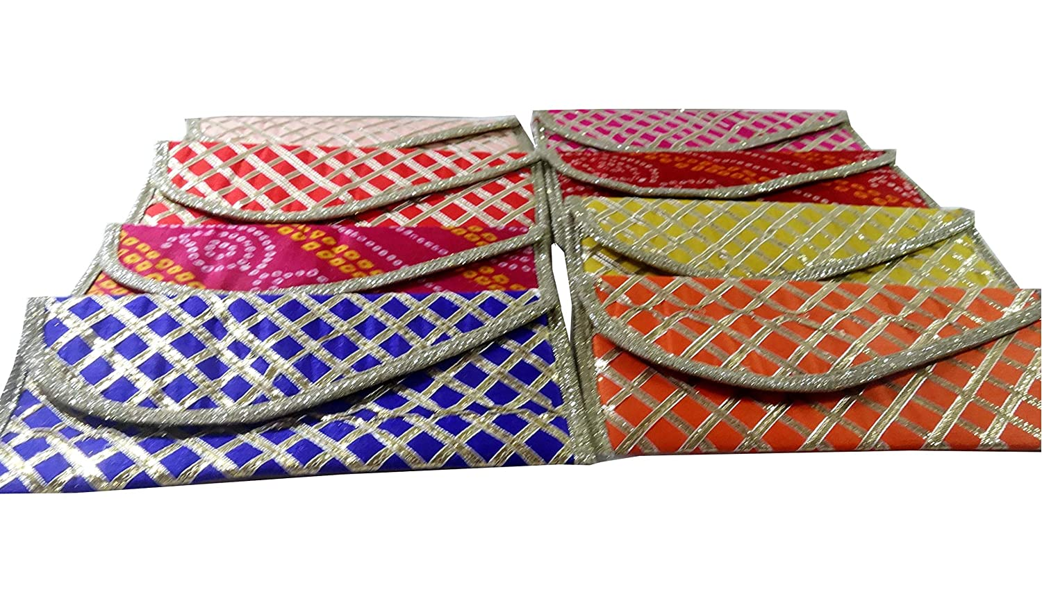 - Indian Wholesale 200 pc lot Bulk Mandala Hand Bag Ethnic Clutches Purse Shoulder for Ladies by Panchal Creation-08