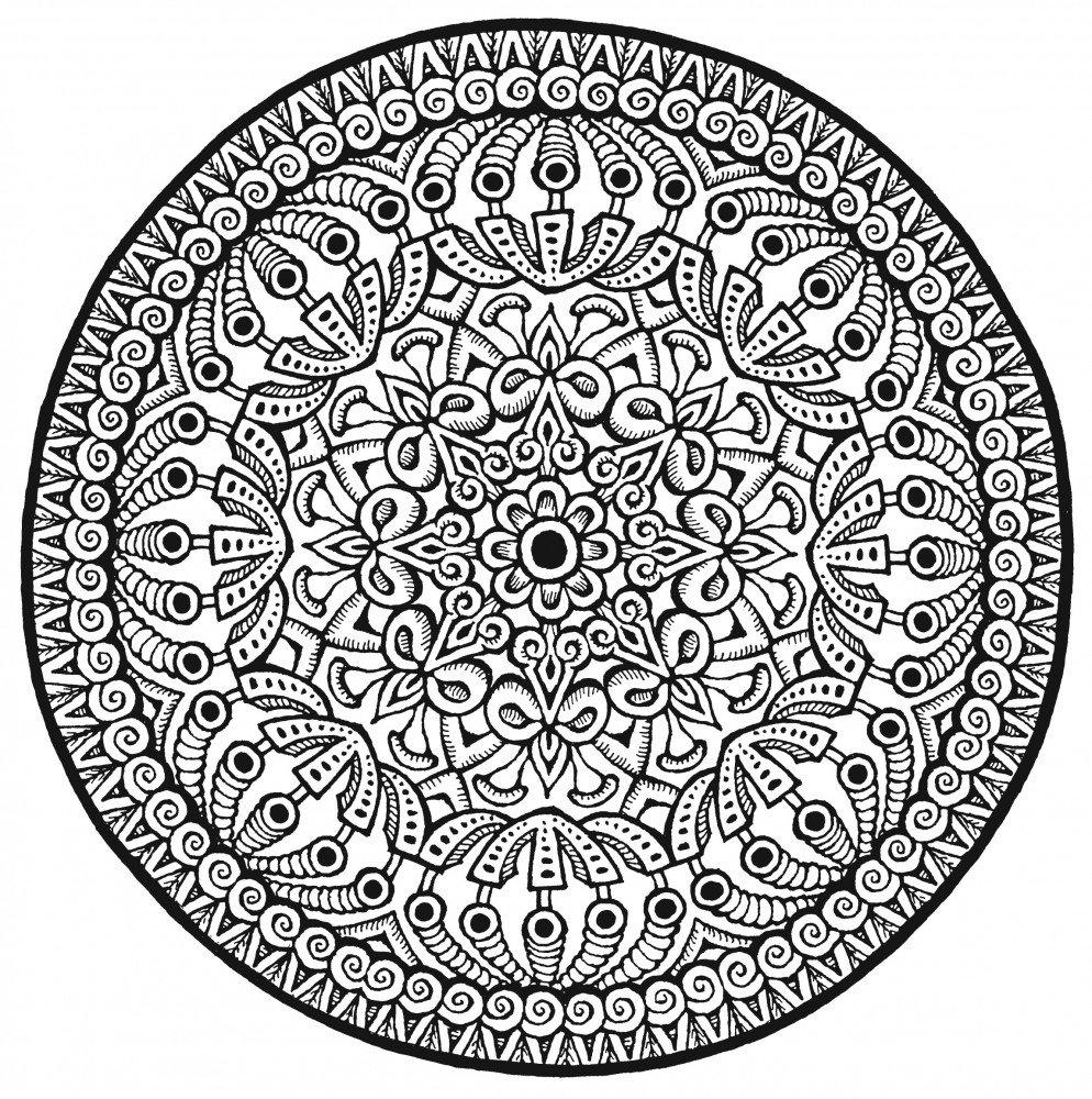 Lebensfreudeladen Mandala Leinwandmalvorlage 005 100 x 100 cm B00G2AG3H6 | | | Kaufen Sie online  | Sale Online  | New Style  aa6f9f