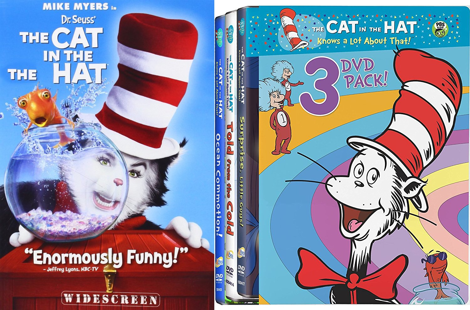 The cat in the hat live action