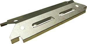 Music City Metals 93661 Stainless Steel Heat Plate Replacement for Gas Grill Model Brinkmann 810-3660-S