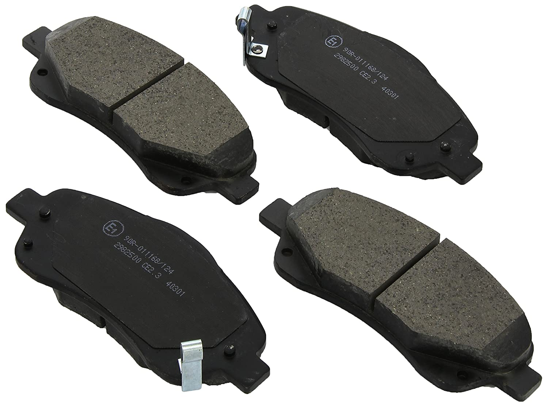 HERTH+BUSS JAKOPARTS J3602112 Kit de patins de frein disque de frein