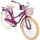 "24"" Huffy Women's Nel Lusso Cruiser Bike"