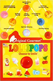 product image for Original Gourmet Original Lollipops, 1.1 oz, 48 count (Pack of 1)