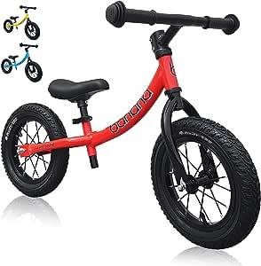 Banana Bike GT - Bicicleta Sin Pedales Ligera - Niños 2, 3 y 4 Año (Rojo): Amazon.es: Juguetes y juegos