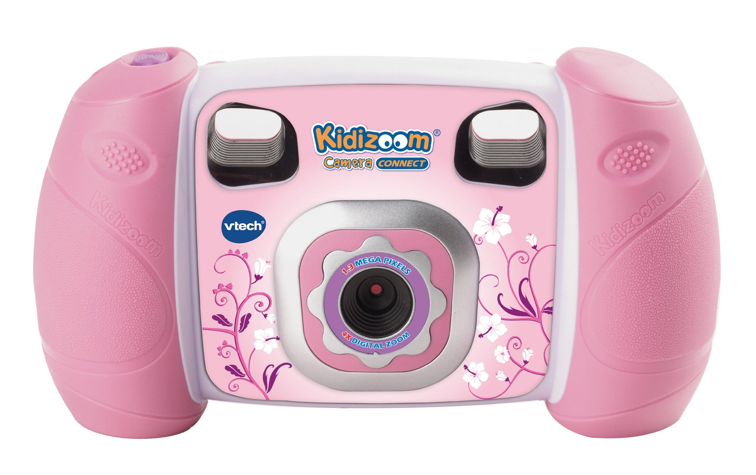 VTech Kidizoom Camera Connect, Pink by VTech (Image #1)