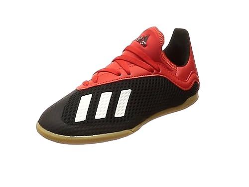 adidas Unisex-Kinder X 18.3 in J Fußballschuhe