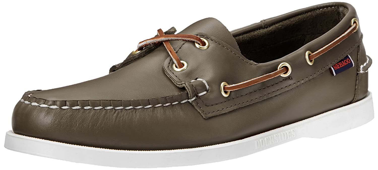 official photos 55da9 8bc1d Amazon.com   Sebago Men s Docksides Boat Shoe   Shoes