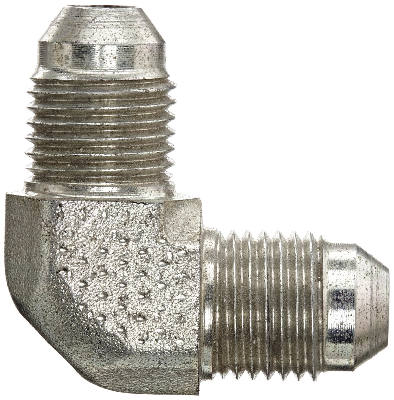 Eaton Aeroquip 2071-5-5S 90 Degree Swivel Nut Elbow End Size f m 5//16 Tube OD 5//16 Tube OD Carbon Steel x 5//16 JIC JIC 37 Degree End Types 5//16 JIC