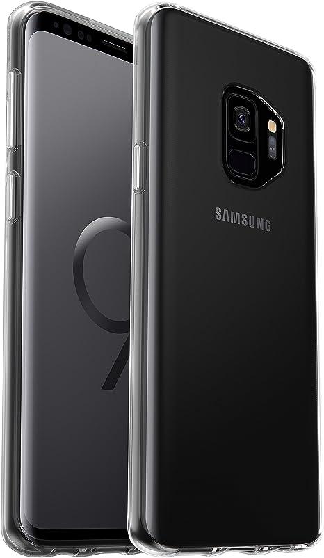 Otterbox Symmetry Clear - Funda Anti caídas Fina y Elegante para Samsung Galaxy S9, Transparente: Amazon.es: Electrónica