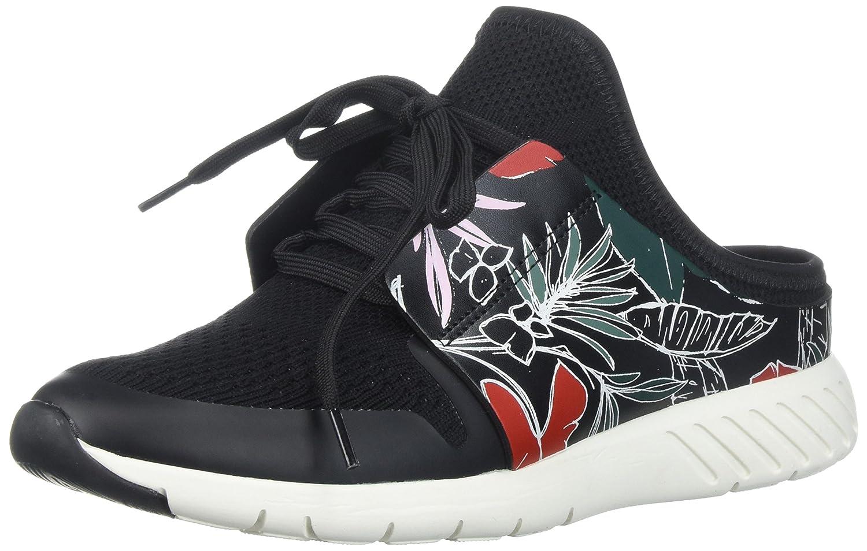 Dolce Vita Women's Braun Sneaker B07543WC9Q 9.5 B(M) US|Black Floral Knit