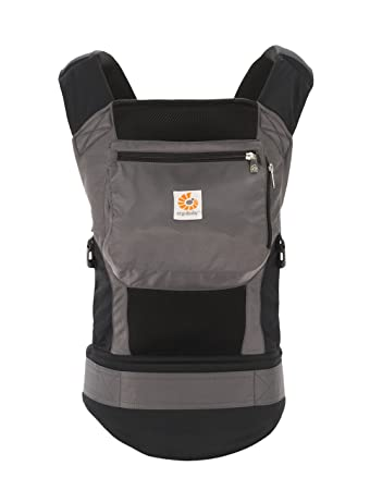 8ccb049bb84 Amazon.com   Performance Carrier Color  Charcoal Black   Child Carrier  Front Packs   Baby