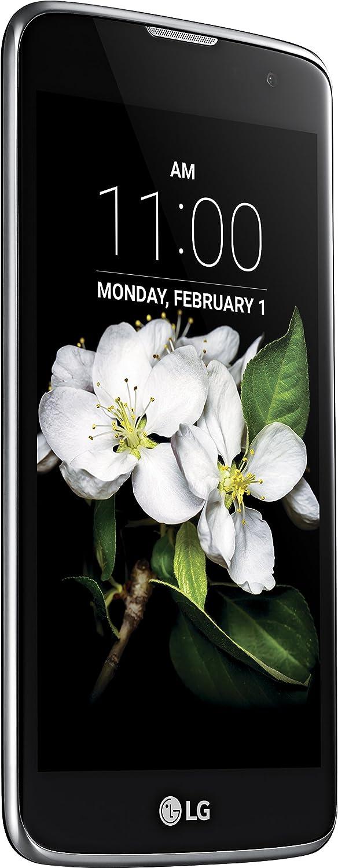 Lg K7 Smartphone 5 Zoll Schwarz Amazon De Elektronik