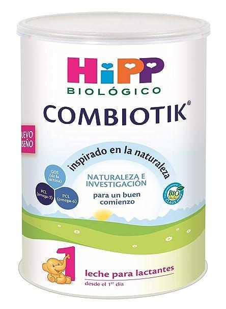 HIPP COMBIOTIK 1 LECHE LACTANTE 800 GR