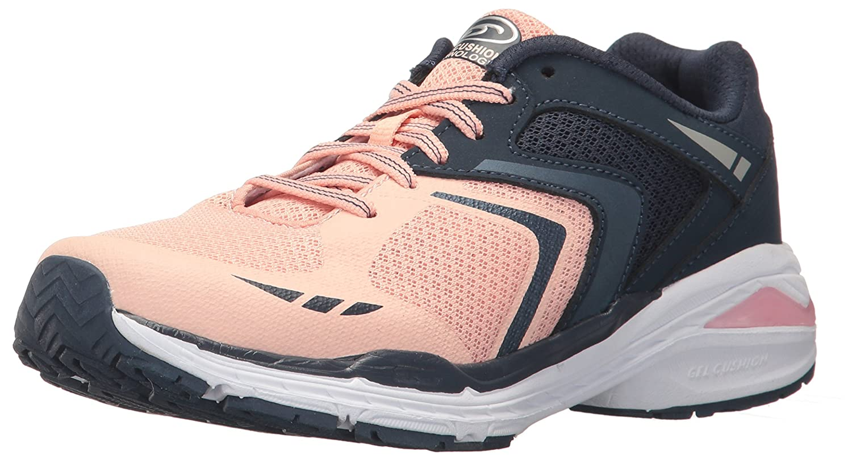Dr. Scholl's Shoes Women's Blitz Fashion Sneaker B06Y1KN3ZN 11 B(M) US|Navy/Pink
