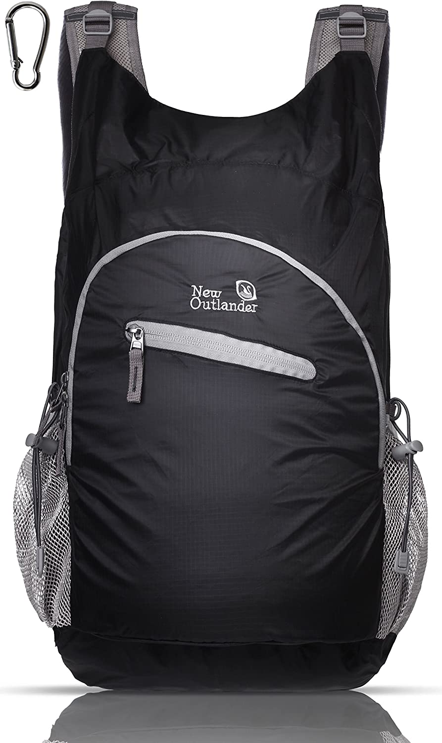 The Outlander Ultra Lightweight Packable Water Resistant Travel Hiking Backpack travel product recommended by Kalev Rudolph on Lifney.