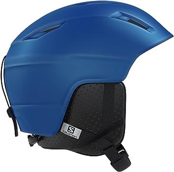Salomon L39914200 Cruiser² - Casco de esquí y snowboard para pistas, Hombre, Interior de