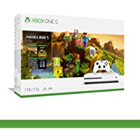 Pack Xbox One S (1 To) + Minecraft