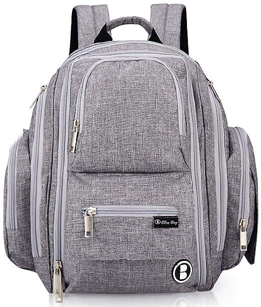 Diaper Bag Backpack by Bliss Bag