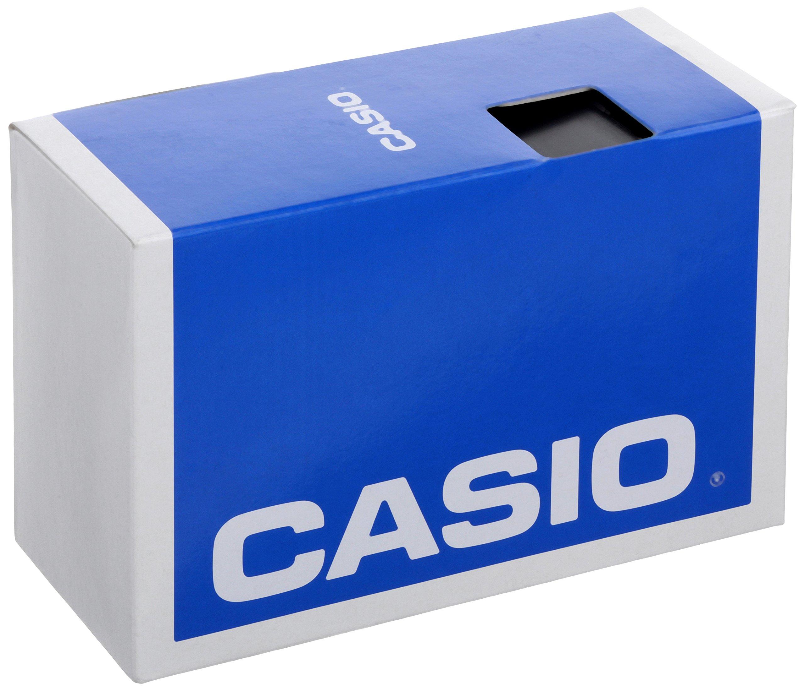 Casio Men's Sports Quartz Watch with Resin Strap, Black, 28.6 (Model: AEQ110W-1AV) by Casio (Image #3)
