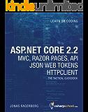 ASP.NET Core 2.2 MVC, Razor Pages, API, JSON Web Tokens & HttpClient: How to Build a Video Course Website