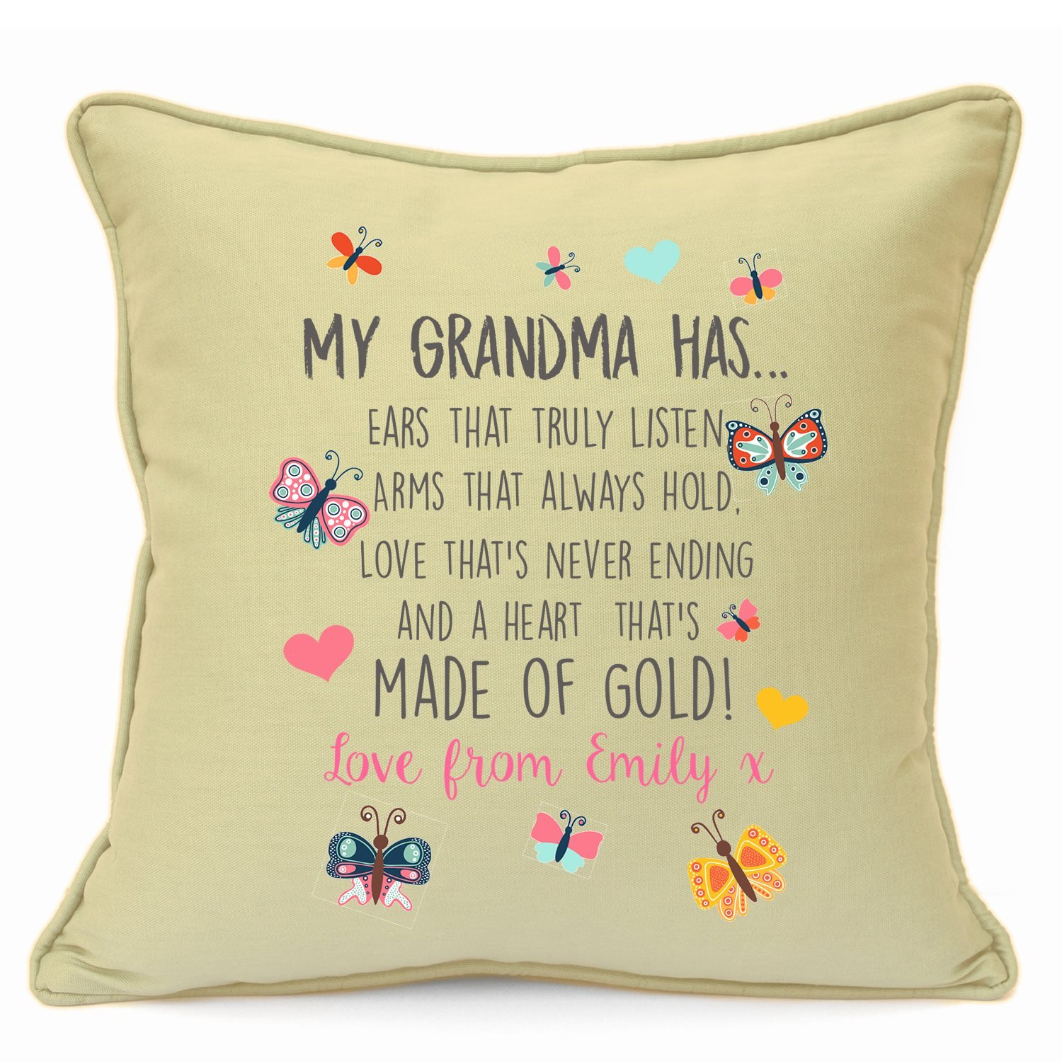 Personalised Presents Gifts For Grandma Granny Nanny Grandmother ...