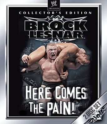 Amazon WWE Brock Lesnar