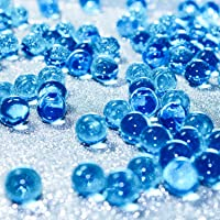 Hicarer 10000 Pieces Vase Filler Beads Gems Water Gel Beads Growing Crystal Pearls...