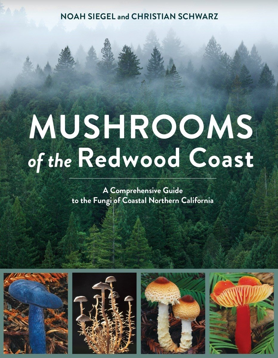 Mushrooms Redwood Coast Comprehensive California product image